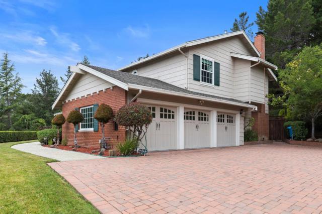 130 Rizal Dr, Hillsborough, CA 94010 (#ML81707873) :: The Kulda Real Estate Group