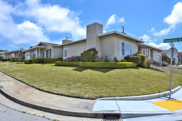 1088 Sunnyside Dr, South San Francisco, CA 94080 (#ML81707903) :: The Kulda Real Estate Group