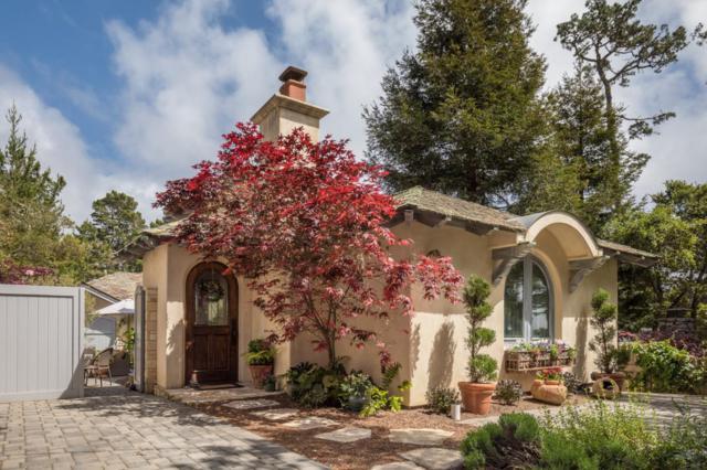 0 Santa Fe 3 Se Of 3rd Avenue, Carmel, CA 93921 (#ML81708216) :: Julie Davis Sells Homes
