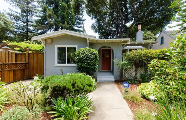 128 Middlefield Rd, Palo Alto, CA 94301 (#ML81708320) :: Julie Davis Sells Homes