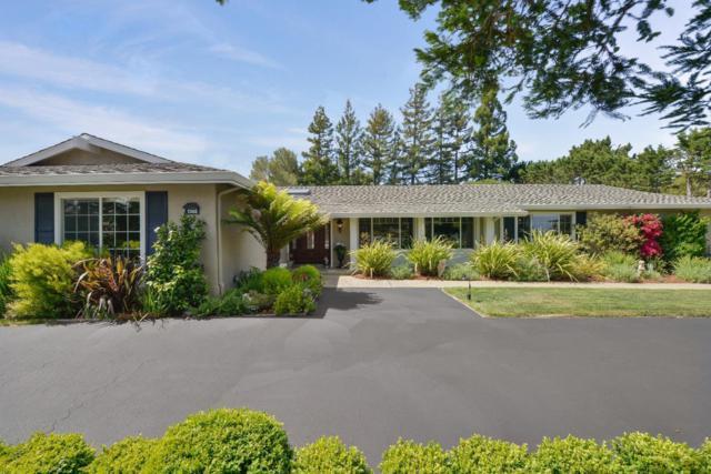 1340 Lakeview Dr, Hillsborough, CA 94010 (#ML81708349) :: The Kulda Real Estate Group
