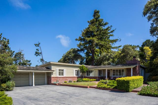 1047 Mission Rd, Pebble Beach, CA 93953 (#ML81708568) :: Brett Jennings Real Estate Experts