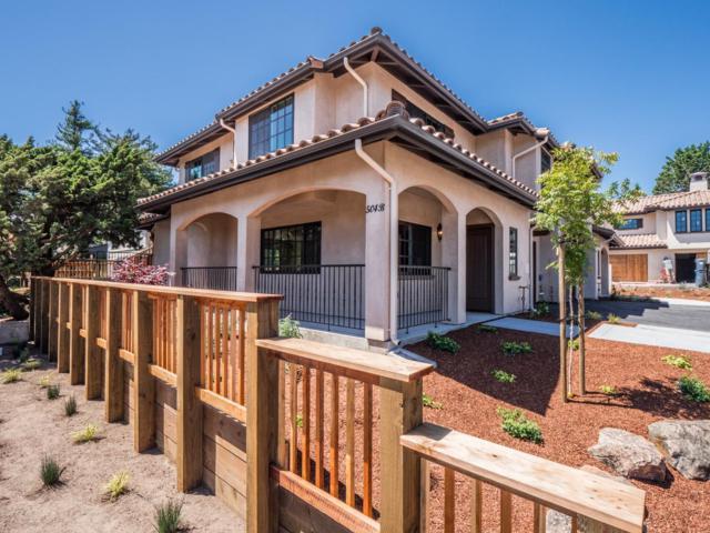504 B Pine St, Capitola, CA 95010 (#ML81708713) :: Keller Williams - The Rose Group