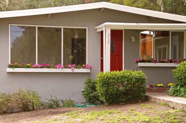 215 Soledad Pl, Monterey, CA 93940 (#ML81708821) :: Strock Real Estate