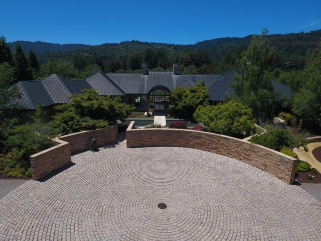 1005 Mountain Home Rd, Woodside, CA 94062 (#ML81708989) :: The Kulda Real Estate Group