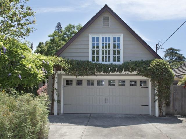 158 Tennyson Ave, Palo Alto, CA 94301 (#ML81709039) :: Brett Jennings Real Estate Experts