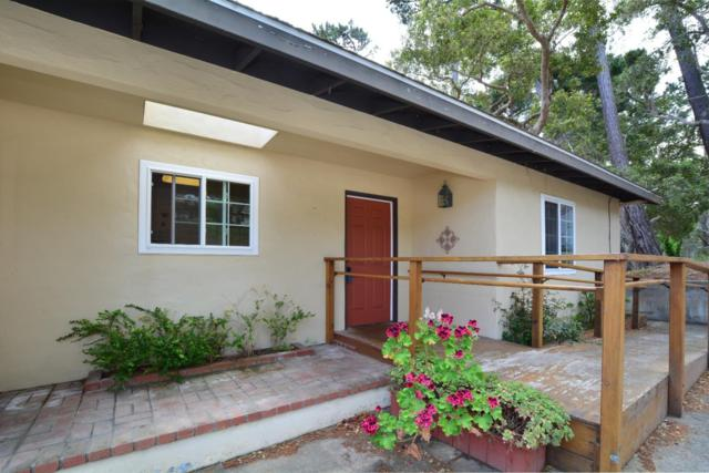96 Cuesta Vista Dr, Monterey, CA 93940 (#ML81709054) :: Strock Real Estate