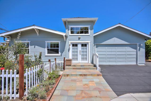 2110 7th Ave, Santa Cruz, CA 95062 (#ML81709074) :: Julie Davis Sells Homes