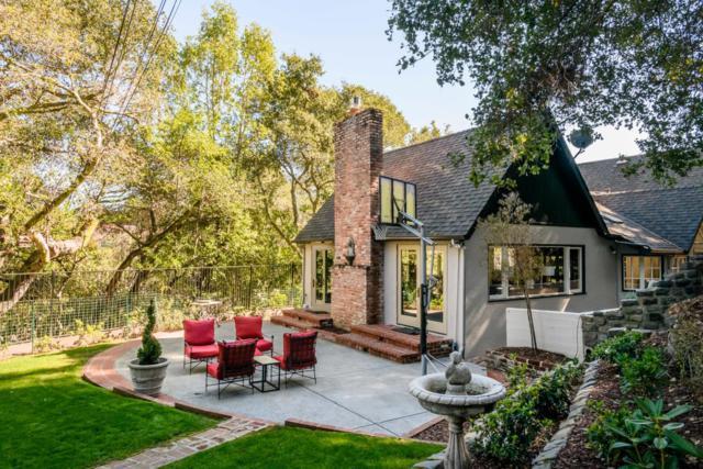 600 El Cerrito Ave, Hillsborough, CA 94010 (#ML81709289) :: The Kulda Real Estate Group