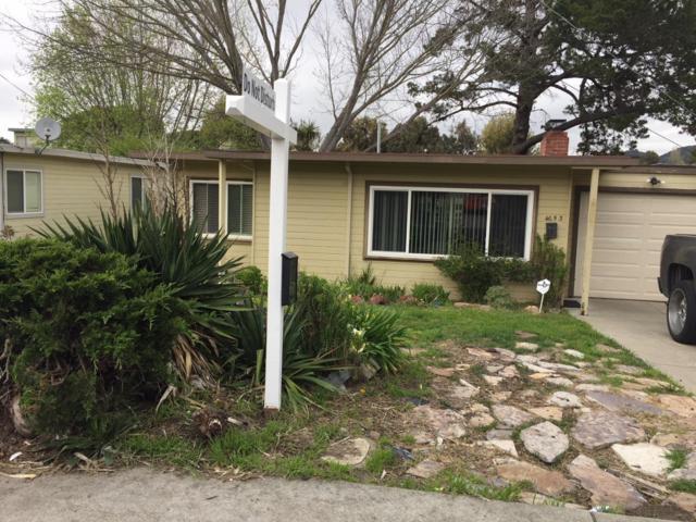 4653 Canyon Rd, El Sobrante, CA 94803 (#ML81709580) :: Strock Real Estate