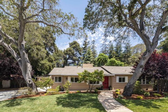 81 Lloyden Dr, Atherton, CA 94027 (#ML81709591) :: Brett Jennings Real Estate Experts