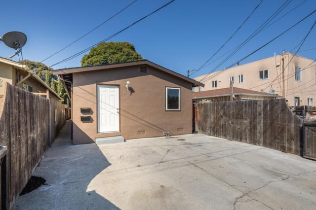 2816-2818 Curtis Ave, Redwood City, CA 94063 (#ML81709869) :: The Kulda Real Estate Group
