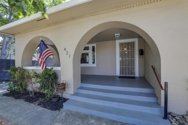 421 N 13th St, San Jose, CA 95112 (#ML81709900) :: The Gilmartin Group