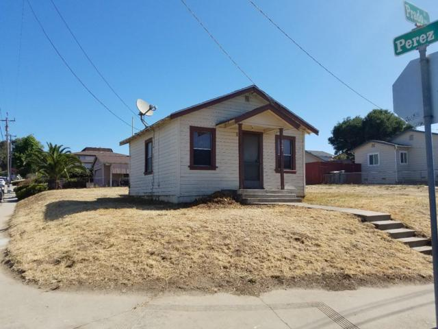 121 Prado St, Salinas, CA 93906 (#ML81709901) :: Strock Real Estate
