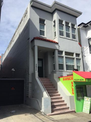 3432 20th St, San Francisco, CA 94110 (#ML81710071) :: Strock Real Estate