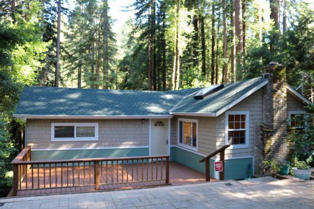 415 Gold Ave, Felton, CA 95018 (#ML81710072) :: The Goss Real Estate Group, Keller Williams Bay Area Estates