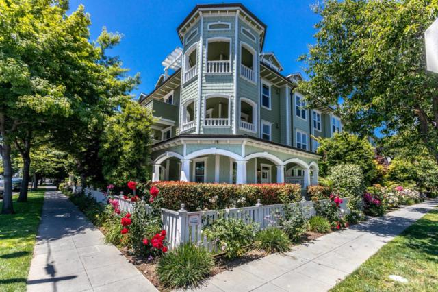 318 S Grant St 1B, San Mateo, CA 94401 (#ML81710103) :: The Kulda Real Estate Group
