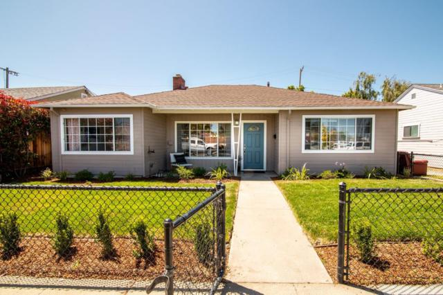 1856 Cottage Grove Ave, San Mateo, CA 94401 (#ML81710205) :: The Goss Real Estate Group, Keller Williams Bay Area Estates