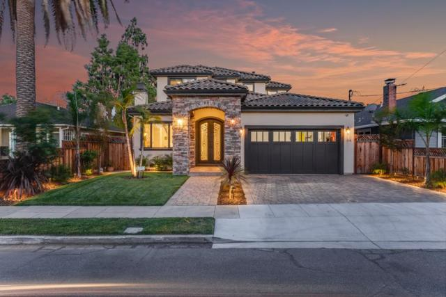 1138 Garfield Ave, San Jose, CA 95125 (#ML81710277) :: The Gilmartin Group