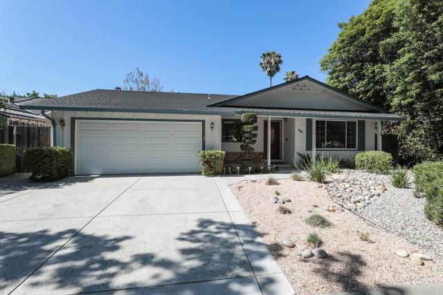 4009 Via Cristobal, Campbell, CA 95008 (#ML81710366) :: The Goss Real Estate Group, Keller Williams Bay Area Estates