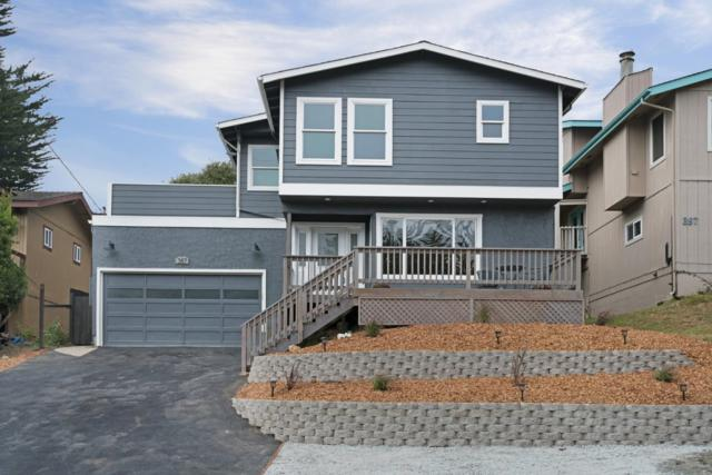 387 14th St, Montara, CA 94037 (#ML81710417) :: The Kulda Real Estate Group