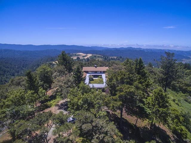 227 Rapley Ranch Rd, Woodside, CA 94062 (#ML81710427) :: The Kulda Real Estate Group