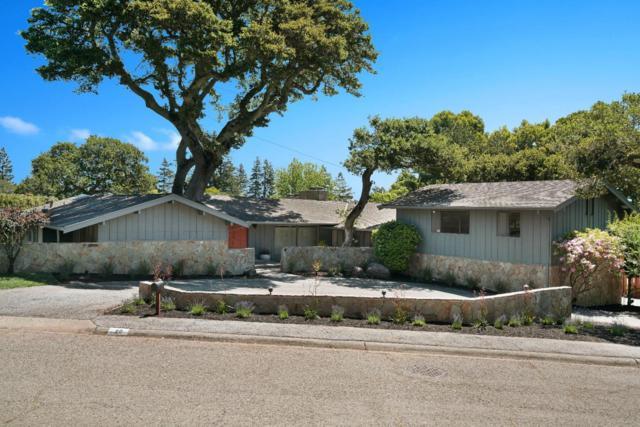 20 Mc Creery Dr, Hillsborough, CA 94010 (#ML81710465) :: The Kulda Real Estate Group