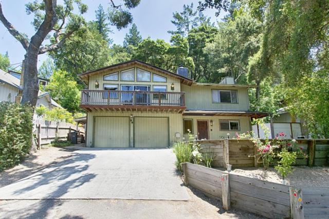 36 Grandview Ave, Felton, CA 95018 (#ML81710469) :: Brett Jennings Real Estate Experts