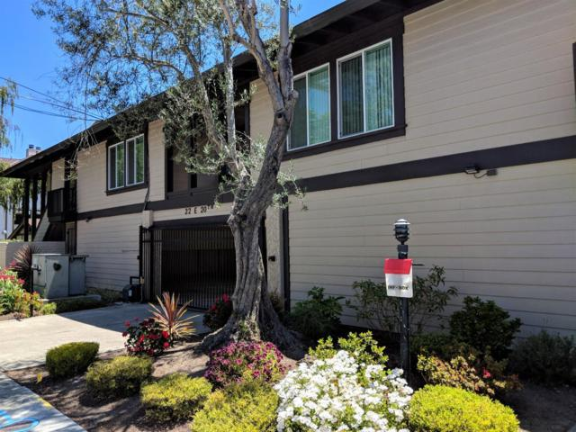 22 E 20th Ave, San Mateo, CA 94403 (#ML81710527) :: von Kaenel Real Estate Group
