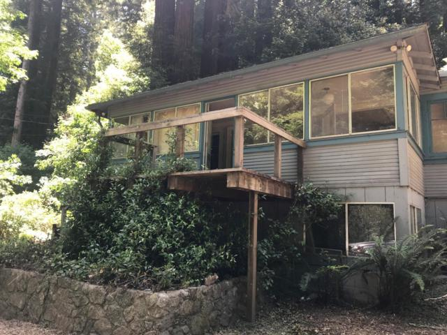 250 Mcgaffigan Mill Rd, Boulder Creek, CA 95006 (#ML81710562) :: Brett Jennings Real Estate Experts
