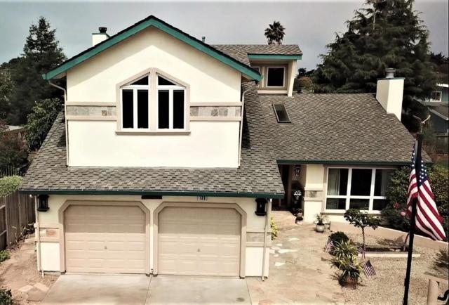 130 Sea Terrace Way, Aptos, CA 95003 (#ML81710619) :: Brett Jennings Real Estate Experts