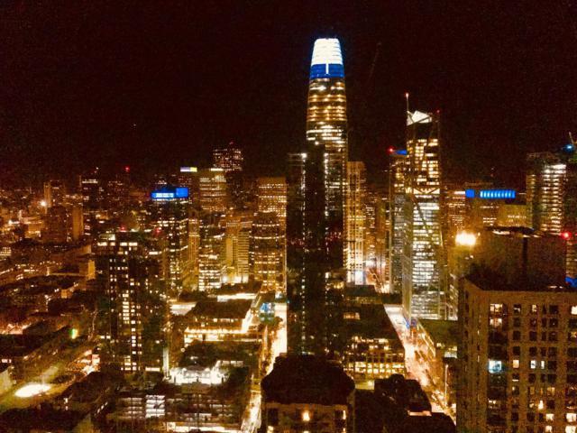 425 1st St 4907, San Francisco, CA 94105 (#ML81710647) :: Julie Davis Sells Homes
