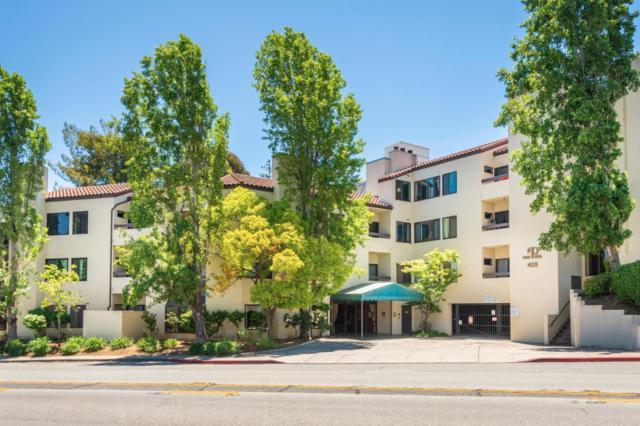 425 N El Camino Real 306, San Mateo, CA 94401 (#ML81710683) :: Keller Williams - The Rose Group