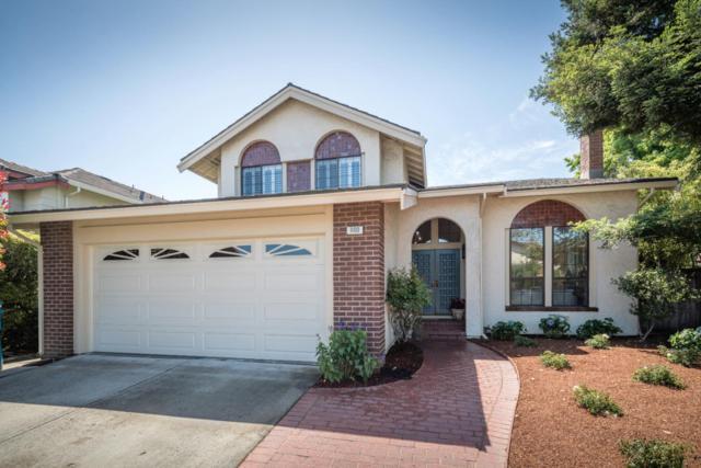 1100 Pebblewood Way, San Mateo, CA 94403 (#ML81710701) :: The Kulda Real Estate Group