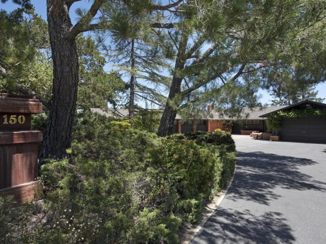 150 Golden Oak Dr, Portola Valley, CA 94028 (#ML81710718) :: The Goss Real Estate Group, Keller Williams Bay Area Estates