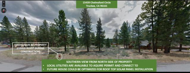 15439 Chelmsford, Truckee, CA 96161 (#ML81710758) :: Strock Real Estate