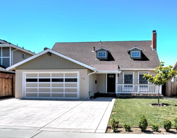 248 Omira Dr, San Jose, CA 95123 (#ML81710763) :: The Goss Real Estate Group, Keller Williams Bay Area Estates