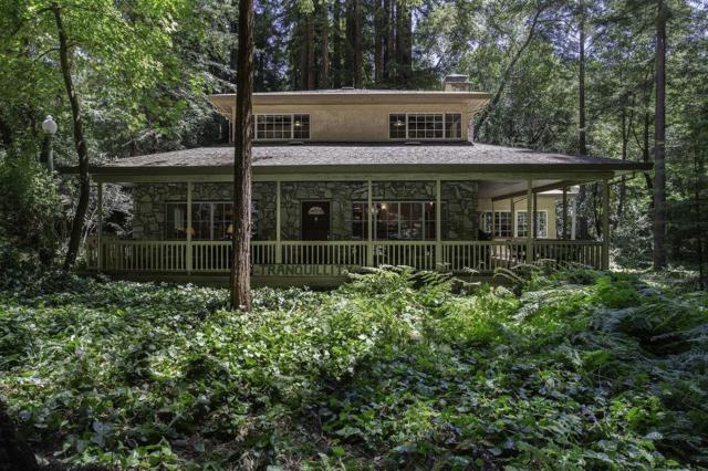 12000 Highway 9, Boulder Creek, CA 95006 (#ML81710797) :: Brett Jennings Real Estate Experts