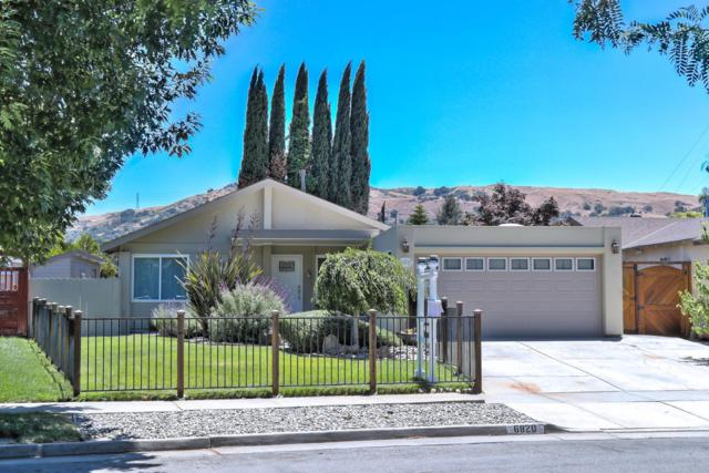 6820 Moselle Dr, San Jose, CA 95119 (#ML81710821) :: The Warfel Gardin Group