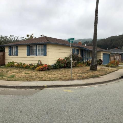 1203 De Solo Dr, Pacifica, CA 94044 (#ML81710846) :: von Kaenel Real Estate Group