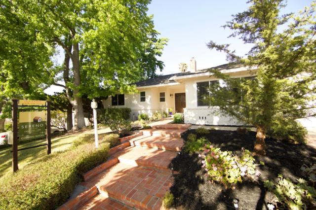 5512 Blossom Terrace Ct, San Jose, CA 95124 (#ML81710931) :: The Goss Real Estate Group, Keller Williams Bay Area Estates