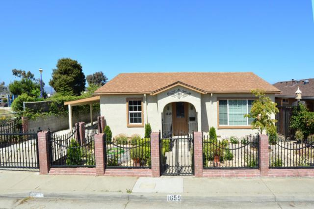 1659 Luxton St, Seaside, CA 93955 (#ML81710936) :: Strock Real Estate