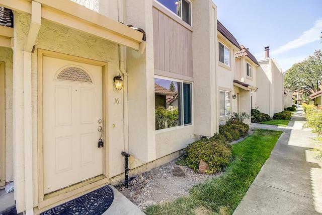 576 Giuffrida Ave 16, San Jose, CA 95123 (#ML81710952) :: Julie Davis Sells Homes