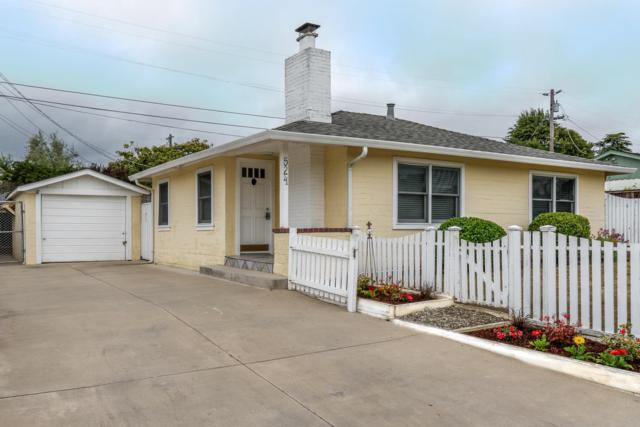 524 Gertrude Ave, Aptos, CA 95003 (#ML81710968) :: The Warfel Gardin Group