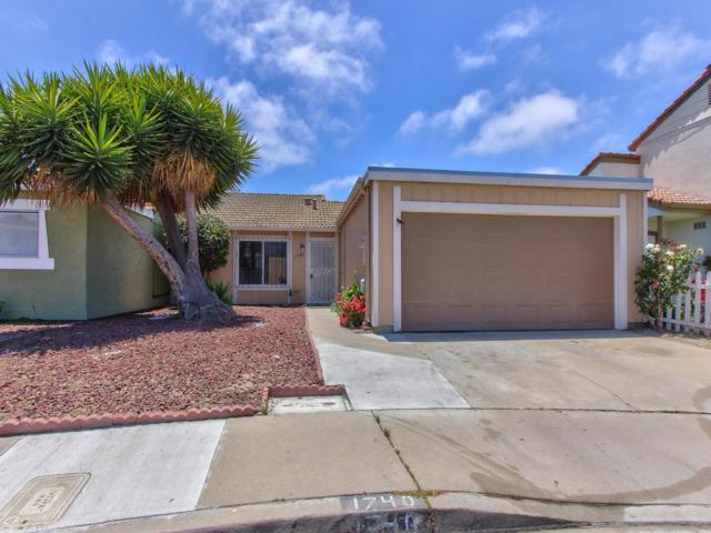 1740 Madrid Cir, Salinas, CA 93906 (#ML81710974) :: Strock Real Estate