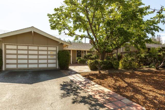 660 Inwood Dr, Campbell, CA 95008 (#ML81711048) :: Strock Real Estate