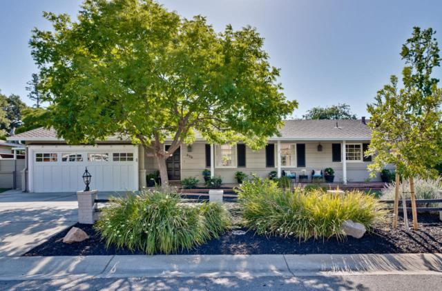 626 Torwood Ln, Los Altos, CA 94022 (#ML81711112) :: The Kulda Real Estate Group