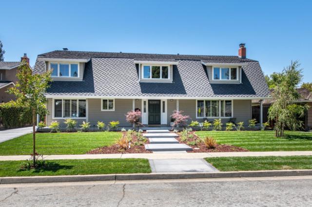 1121 S Genevieve Ln, San Jose, CA 95128 (#ML81711114) :: Strock Real Estate