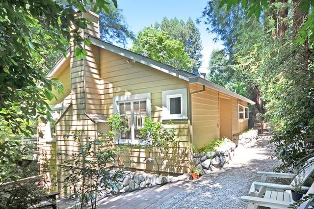 7766 Highway 9, Ben Lomond, CA 95005 (#ML81711176) :: The Goss Real Estate Group, Keller Williams Bay Area Estates