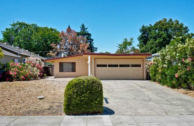 3168 Ramona St, Palo Alto, CA 94306 (#ML81711281) :: The Kulda Real Estate Group